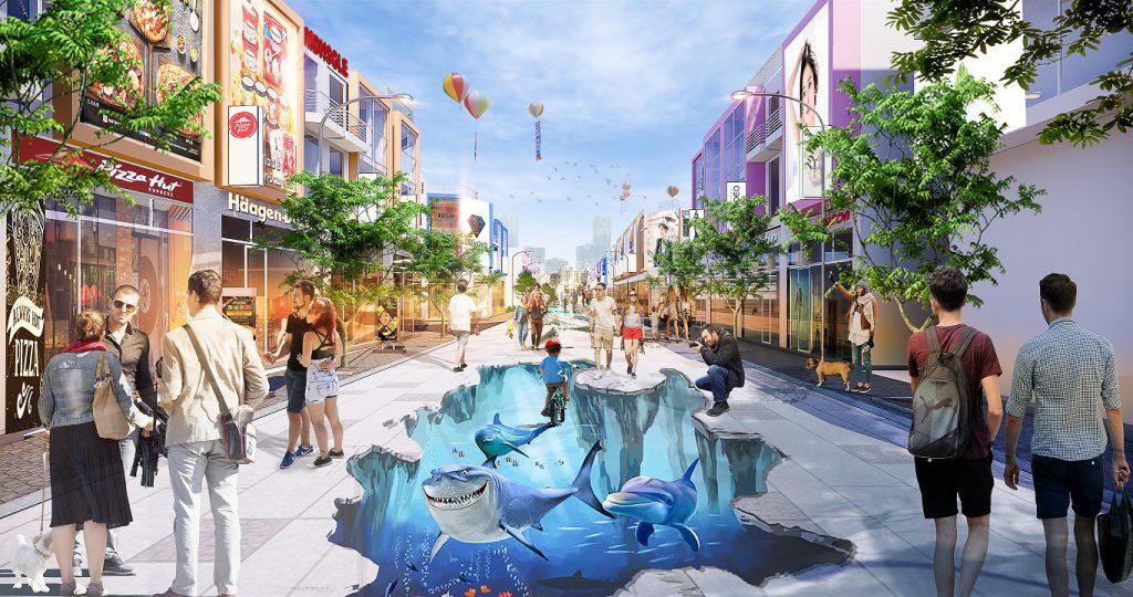 nhà phố phú mỹ eco city