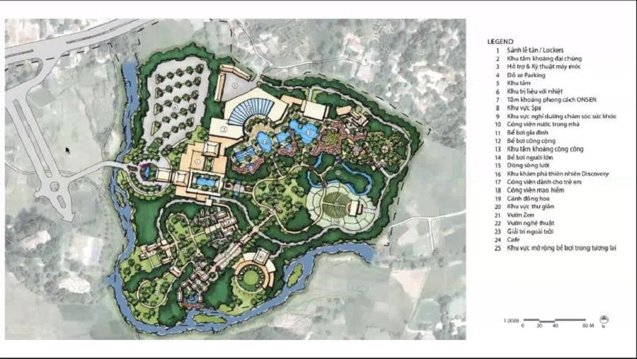 Dự án Spring Hills Tuyên Quang