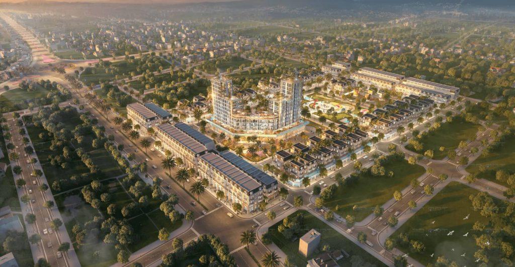 TNR Grand Palace Thái Bình