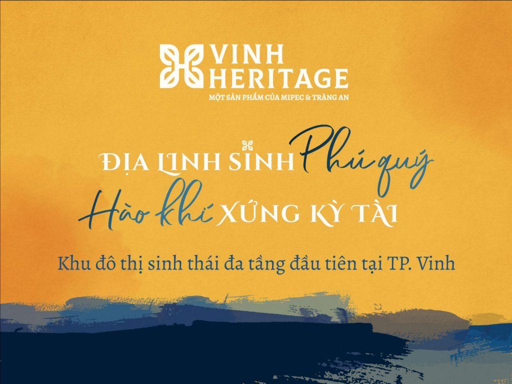 dự án vinh heritage vinh tân