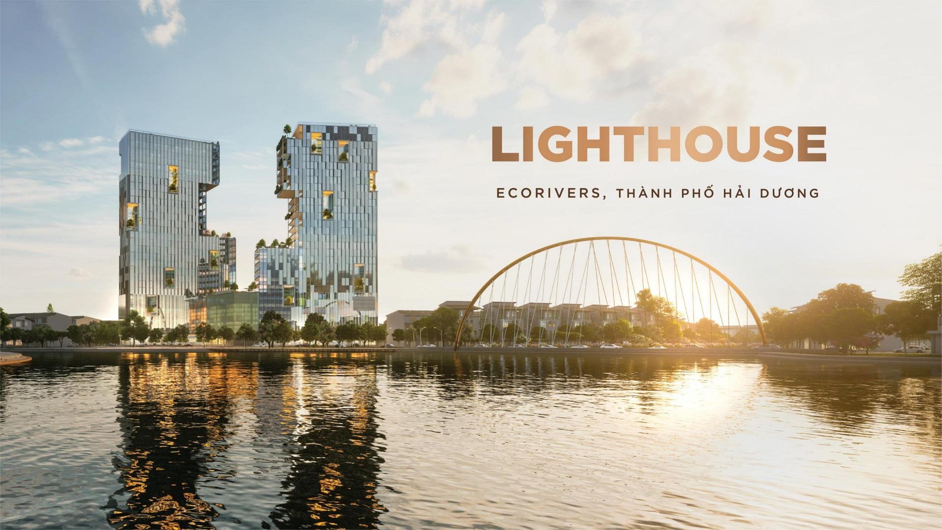 dự án chung cư lighthouse ecorivers hải dương