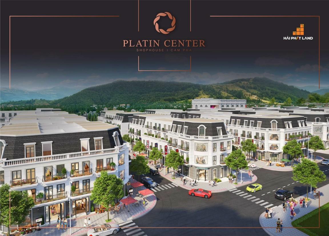 dự án platin center cẩm phả