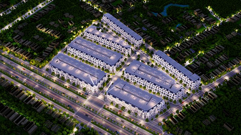 Green Park Quảng Xương Thanh Hóa Mở Bán Đất Liền Kề Shophouse