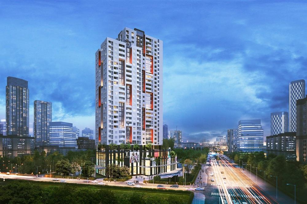 dự án chung cư goldsilk city hà đông