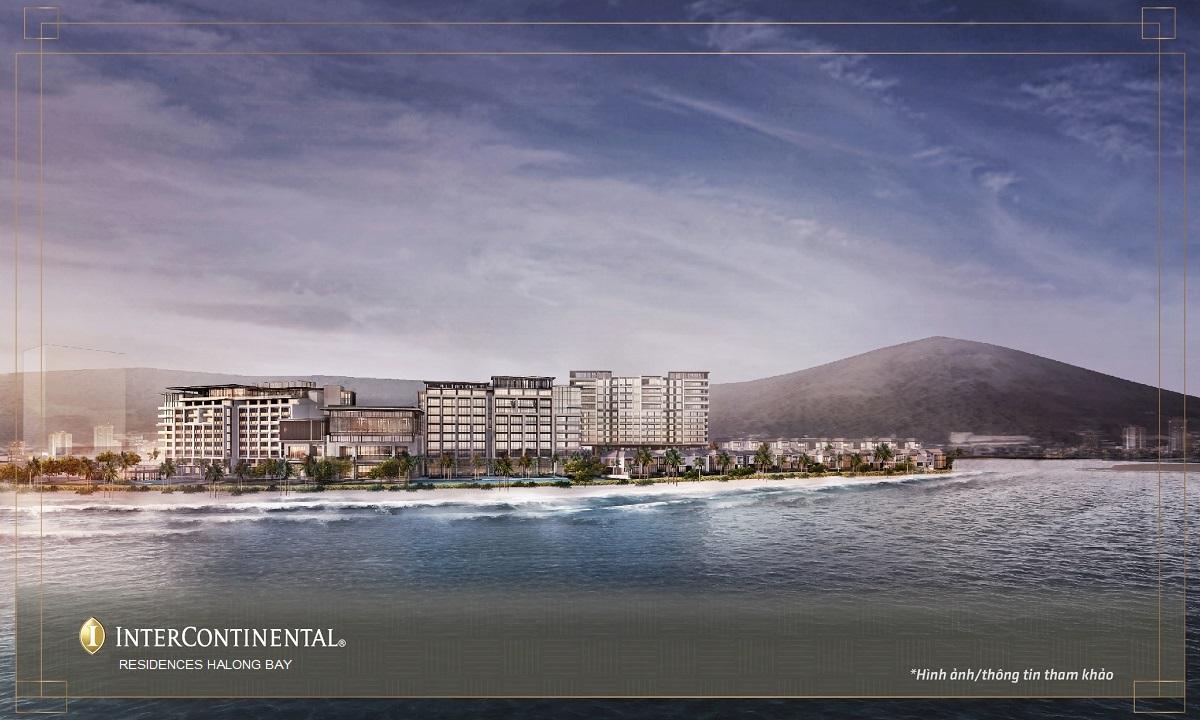 dự án intercontinental residences hạ long bay