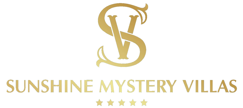 logo sunshine mystery villas
