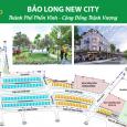 mặt bằng dự án bảo long new city