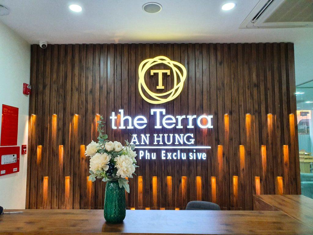 nhà mẫu the terra an hưng