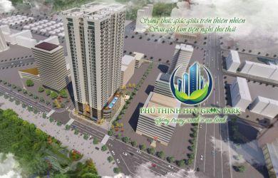 dự án phú thịnh htv green park hà đông