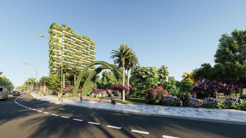 sky villa flamingo crown bay thanh hóa