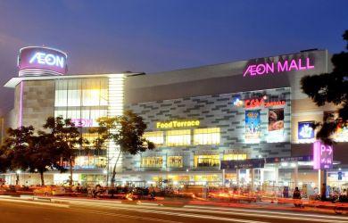 aeon mall gần the terra an hưng