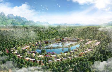 dự án vedana resort cúc phương