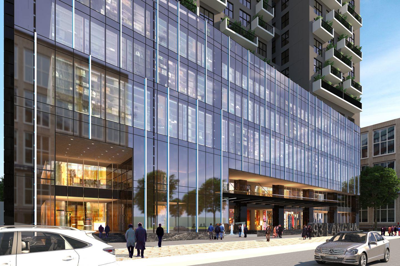 tiện ích dự án vinaconex green building